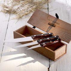 Old Farmer Knife Set 3-pieces, Gense