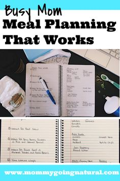 Busy Mom Meal Planning That Works! Healthy Groceries, Healthy Dinners, Easy Healthy Recipes, Feeling Like A Failure, How Are You Feeling, Total Money Makeover, Bad Mom, Easy Meal Plans, Recipe Organization