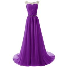 Shop the latest styles of Dressystar Beaded Straps Bridesmaid Prom Dresses with Sparkling Embellished Waist at Amazon Women's Clothing Store. Free Shipping+ Fr…