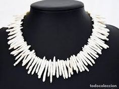 f5526a9f91a4 Resultado de imagen de collares de perlas grandes