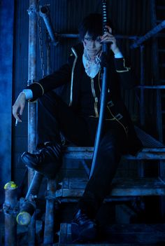 setsu(setsu) Hijikata Toshiro Cosplay Photo - WorldCosplay