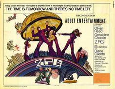 Kliph Nesteroff's Showbiz Imagery and Chicanery, the weird, weird film Z.P.G. (1972)
