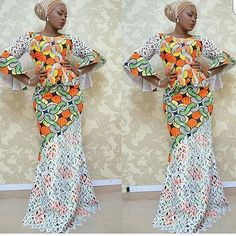 15 Best African dresses styles images | African dress