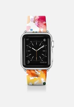Apple Watch Band-Fr the Garden Apple Watch Band (38mm) by Pineapple Bay Studio   Casetify