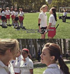 Serena and Blair- One of the fights- Gossip Girl Estilo Gossip Girl, Gossip Girl Blair, Gossip Girls, Gossip Girl Serena, Tv Quotes, Movie Quotes, Blair Quotes, Serena And Blair, Gossip Girl Season 1