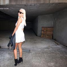 Antoinette Marie @sydneyfashionblogger Dress @annandalbe...Instagram photo | Websta (Webstagram)
