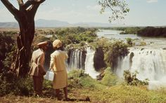 1965 - Ethiopia | In honor of Queen Elizabeth II turning 90 today, take a look back at her extraordinary life through travel.