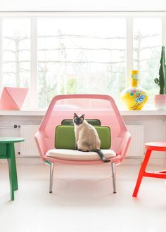 vitra slow chair http://zilverblauw.nl