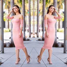 Mariya is the perfect timeless midi dress!!  . . . #shopmarsia #marsia #beautiful #fashion #ootd #dress #mididress