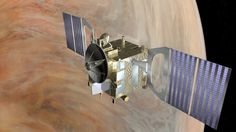 Venus Express prepares for plunge into atmosphere