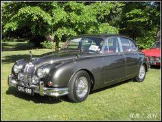 Jaguar Mk 2 3.4 Litre 1963 | Flickr - Photo Sharing!