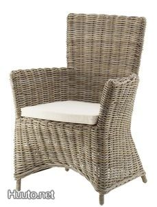 Kubu-rottinkituoli / cane chair