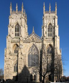 catedral de york | Catedral de York | Castles,monasteries and cathedrals