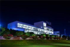 Edificio de Arquitectura del Tec de Monterrey Campus Querétaro