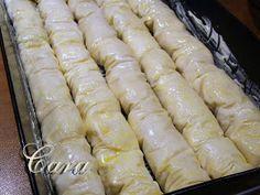 Gabriela's blog: PLACINTA DOBROGEANA Icing, Sweet, Ale, Desserts, Food, Diet, Romanian Recipes, Candy, Tailgate Desserts