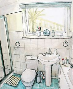 http://claraleon.com/la-vida-azul