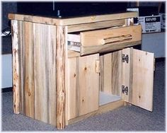 Television Stand with Drawer #lodge #livingroom #furniture