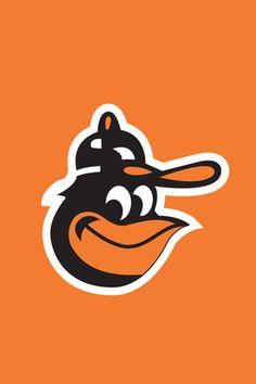 Retro Orioles iPhone Wallpaper - Baltimore Orioles
