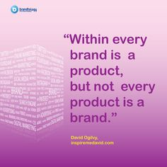 Quote from David Ogilvy
