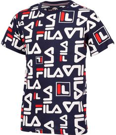 Heritage All-over Print T-shirt, Blue Fila Apparel, Cool T Shirts, Tee Shirts, Trendy Outfits, Shirt Designs, Men Casual, Mens Fashion, Clothes For Women, Trippy