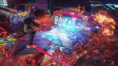 Sunset Overdrive (Exclusive Xbox One) #XboxOne #XboxS #XboxOneS #SunsetOverdrive #Parkour #shooter #zombies #zombis #survival