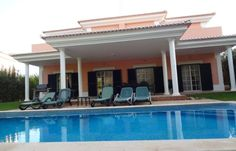 Excellent villa, at Monte da Quinta, Quinta do Lago, in Algarve.