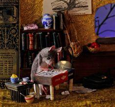 MousesHouses: Deadline