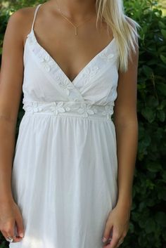 White Chapel Halter Top Tiered Maxi Dress