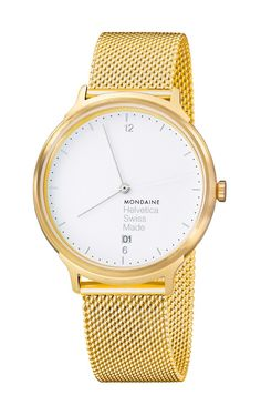 Mondaine Helvetica Light No1 Holiday Edition MH1L2211SM
