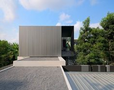 House in Bangkok by Ayutt and Associates - Archiscene - Your Daily Architecture & Design Update