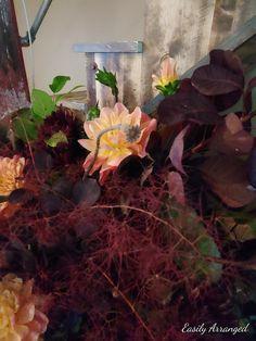 Winter Wedding Flowers, Burnt Orange, Dahlia, Greenery, Glass Vase, Floral Design, Succulents, The Incredibles, Bridesmaid
