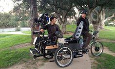 SteadiCAB.com Steadicam - Pedicab Home page