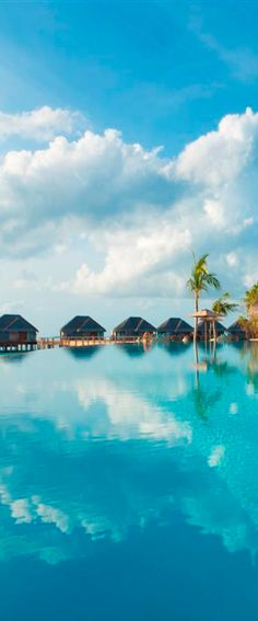 We will need a vacation from time to time...Maldives