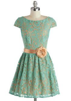 Mint to Dazzle Dress, #ModCloth IF I EVER WENT TO HOMECOMING OR A WINTER FORMAL THIS WOULD BE MY DRESS BECAUSE IT'S MODEST AND I WOULD BE COMFORTABLE WEARING IT, PLUS IT'S ABSOLUTELY GORGEOUS AND WOULD LOOK GOOD ON ME, A 15 YEAR OLD WHO ISN'T EXTREMELY SKINNY (: thank you, ModCloth and i can't wait for it to come out!!!!!!