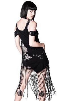 Killin' It On The Fringe Dress [TIEDYE] Size XXL