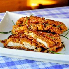 Oh, No! Mama's Off Her Meds, Again.: Double Crunch Honey Garlic Chicken