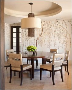 Décoration salon avec des Fleurs de cerise !