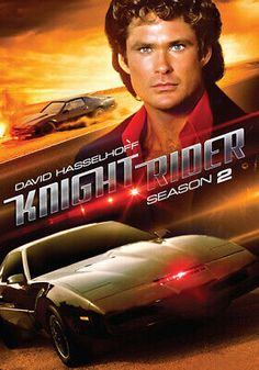 Knight Rider - Season 2 (DVD, Set) for sale online Kitt Knight Rider, K 2000, Capas Dvd, 80 Tv Shows, Sci Fi Tv, Classic Tv, Season 1, Second Season, Best Tv