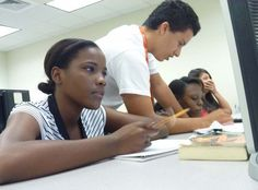 Immokalee Today: Immokalee Foundation helps students prepare for the college boards