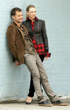#Fringe | Joshua Jackson & Anna Torv #TV