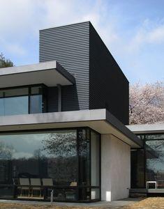 Black House by Abelow Sherman Architects LLC