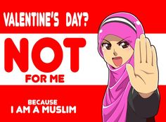 Merayakan Valentine Day, Haram Hukumnya bagi umat Islam