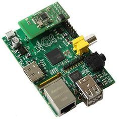 Raspberry Pi Z-Wave Home Automation Module