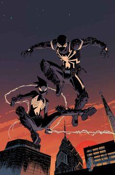 Venom & Mania by Declan Shalvey