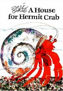 Activities based on Eric Carle's A House For Hermit Crab. Themes: Months of the year, homes, ocean life