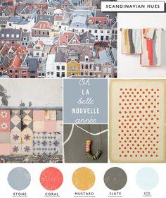 The Lovely Drawer: colour inspiration