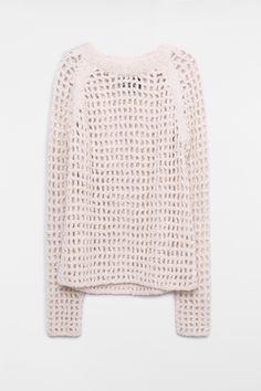 Massimo Hook Fashion Show Sweater, cream, Zadig & Voltaire
