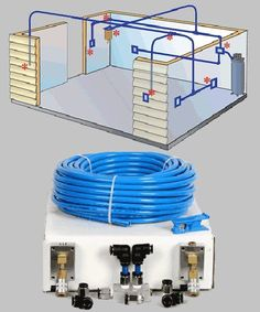 Compressed Air Outlets For Your Shop | Toolmonger