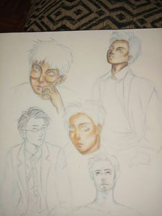 asian male faces studies