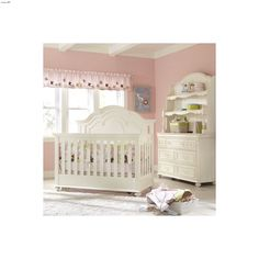 Legacy Charlotte Convertible Crib Collection